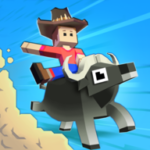 Rodeo Stampede: Sky Zoo Safari 1.29.8 Mod Apk for android