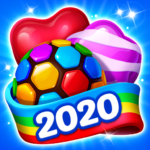 Candy Smash Mania  MODs  APK 9.3.5039