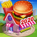 Cooking Max – Mad Chef's Restaurant Games  MODs APK 2.4.1