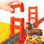 Pocket World 3D – Assemble models unique puzzle  MODs APK  1.8.1.1