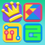 Puzzle King – Games Collection  MODs APK  2.2.2