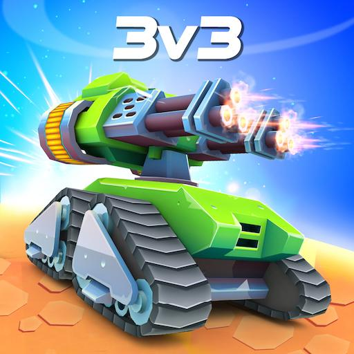 Tanks A Lot! – Realtime Multiplayer Battle Arena  MODs APK 2.93