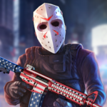 Armed Heist: TPS 3D Sniper shooting gun games  MODs APK 2.3.4