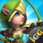 Castle Clash : Guild Royale MODs APK 1.8.1