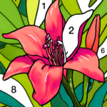 Coloring Book – Color by Number & Paint by Number  MODs APK 2.0.2