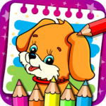 Coloring & Learn Animals – Kids Games 1.128 MODs APK