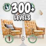 Find the difference 300 level Spot the differences  MODs APK 6.51