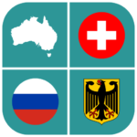 Geography Quiz – flags, maps & coats of arms 1.5.29  APK