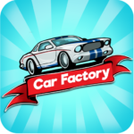 Idle Car Factory: Car Builder, Tycoon Games 2020🚓 12.8.4   MODs APK