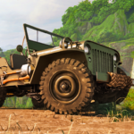 Offroad Jeep Driving & Racing stunts 2.1.7 MODs APK