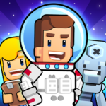 Rocket Star – Idle Space Factory Tycoon Game  MODs APK 1.47.1