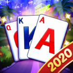 Solitaire Genies – Solitaire Classic Card Games  MODs APK  1.29.1