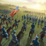 War and Peace: The #1 Civil War Strategy Game  MODs APK 2021.4.7