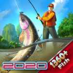 World of Fishers, Fishing game 284 MODs APK