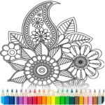 Coloring Book for Adults  MODs APK 8.3.0
