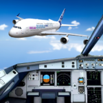 Extreme Airplane simulator 2019 Pilot Flight games 4.2 MODs APK