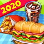 Hell's Cooking: crazy burger, kitchen fever tycoon  MODs APK 1.39