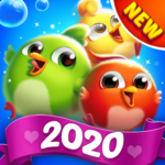 Puzzle Wings: match 3 games  MODs APK 2.1.5