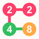 2 For 2: Connect the Numbers Puzzle  MODs APK 2.1.9