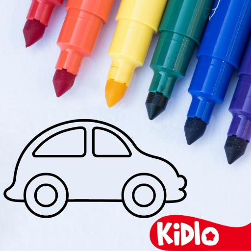 Coloring Games for Kids – Drawing & Color Book  MODs APK 4.5.3