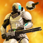 CyberSphere: TPS Online Action-Shooting Game  MODs APK 2.46