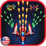 Galaxy Shooter – Falcon Squad  MODs APK 62.5