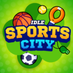 Idle Sports City Tycoon Game: Build a Sport Empire  MODs APK 1.9.3