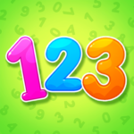 Numbers for kids! Counting 123 games!  MODs APK 0.7.47