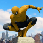 Spider Rope Hero – Gangster New York City  MODs APK 1.5.6