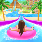 Uphill Rush Water Park Racing  MODs APK 4.3.77