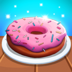 Boston Donut Truck – Fast Food Cooking Game  MODs APK 1.0.12