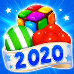 Candy Witch – Match 3 Puzzle Free Games  MODs APK 16.1.5038