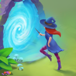 Charms of the Witch: Magic Mystery Match 3 Games  MODs APK 2.37.2