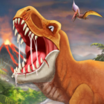 DINO WORLD – Jurassic dinosaur game  MODs APK 12.50