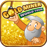 Gold Miner World Tour: Gold Rush Puzzle RPG Game  MODs APK 1.7.11