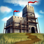 Lords & Knights – Medieval Building Strategy MMO  MODs APK 8.17.0