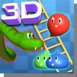 Snakes and Ladders, Slime – 3D Battle  MODs APK 1.53