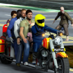 Bus Bike Taxi Driver – Transport Driving Simulator  MODs APK 3.5