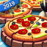Cake Pizza Factory Tycoon: Kitchen Cooking Game  MODs APK 1.71