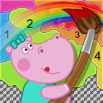 Color by Number for Kids  MODs APK 1.2.5