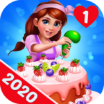 Cooking World: Casual Cooking Games of my cafe'  MODs APK 2.2.0