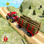 Drive Tractor trolley Offroad Cargo- Free 3D Games  MODs APK 2.0.26