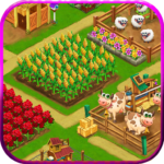 Farm Day Village Farming: Offline Games  MODs APK 1.2.44