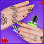 Girly Nail Art Salon Manicure Games For Girls Mods Apk Download