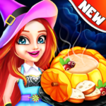 Halloween Cooking: Chef Madness Fever Games Craze  MODs APK 1.4.35