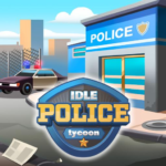 Idle Police Tycoon – Cops Game  MODs APK 1.2.2