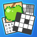 Puzzle Page – Crossword, Sudoku, Picross and more  MODs APK 3.9