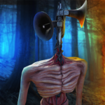 Siren Head Scary Horror Forest Story  MODs APK 1.4