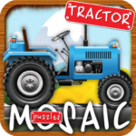Animated Puzzles tractor farm  MODs APK 1.36