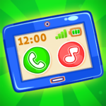 Babyphone & tablet – baby learning games, drawing  MODs APK 2.3.9